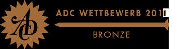ADC Wettbewerb 2011 Bronze