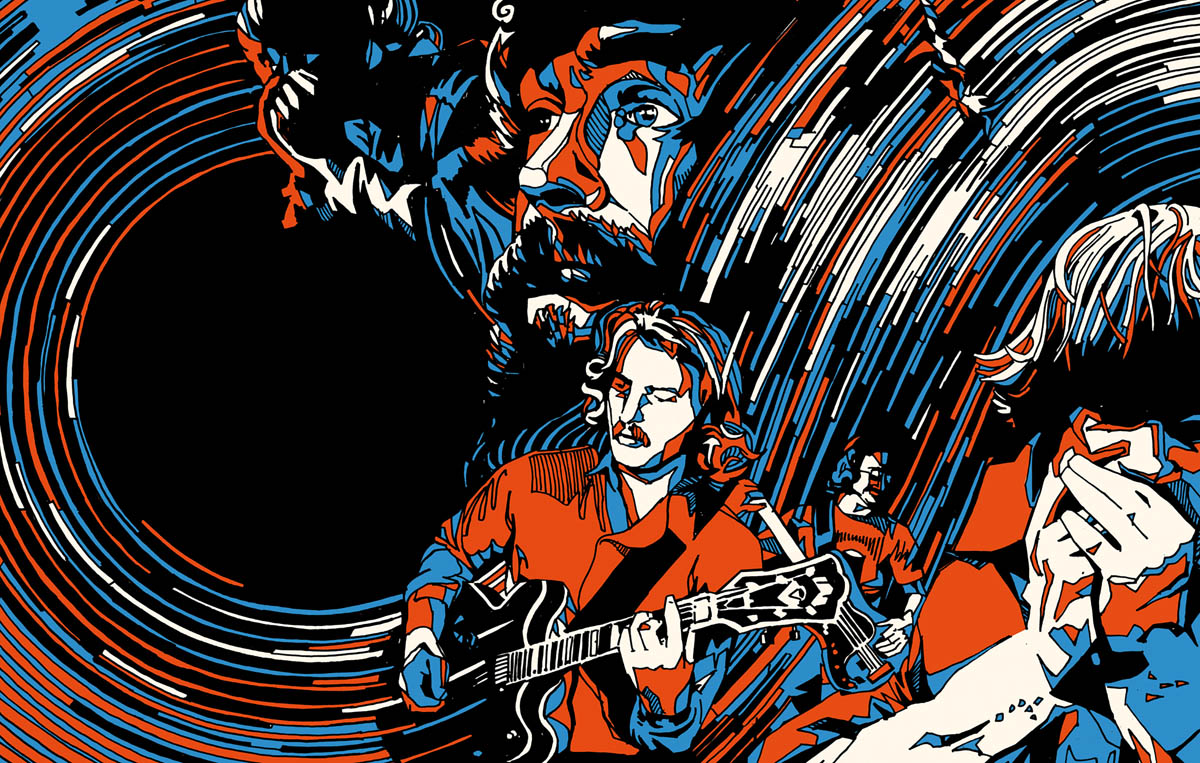 Eat Sleep Design Creedence Clearwater Revival