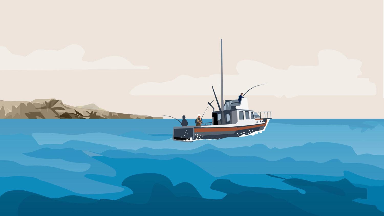 Eat Sleep And Design Peroni Fisherman Storyboard