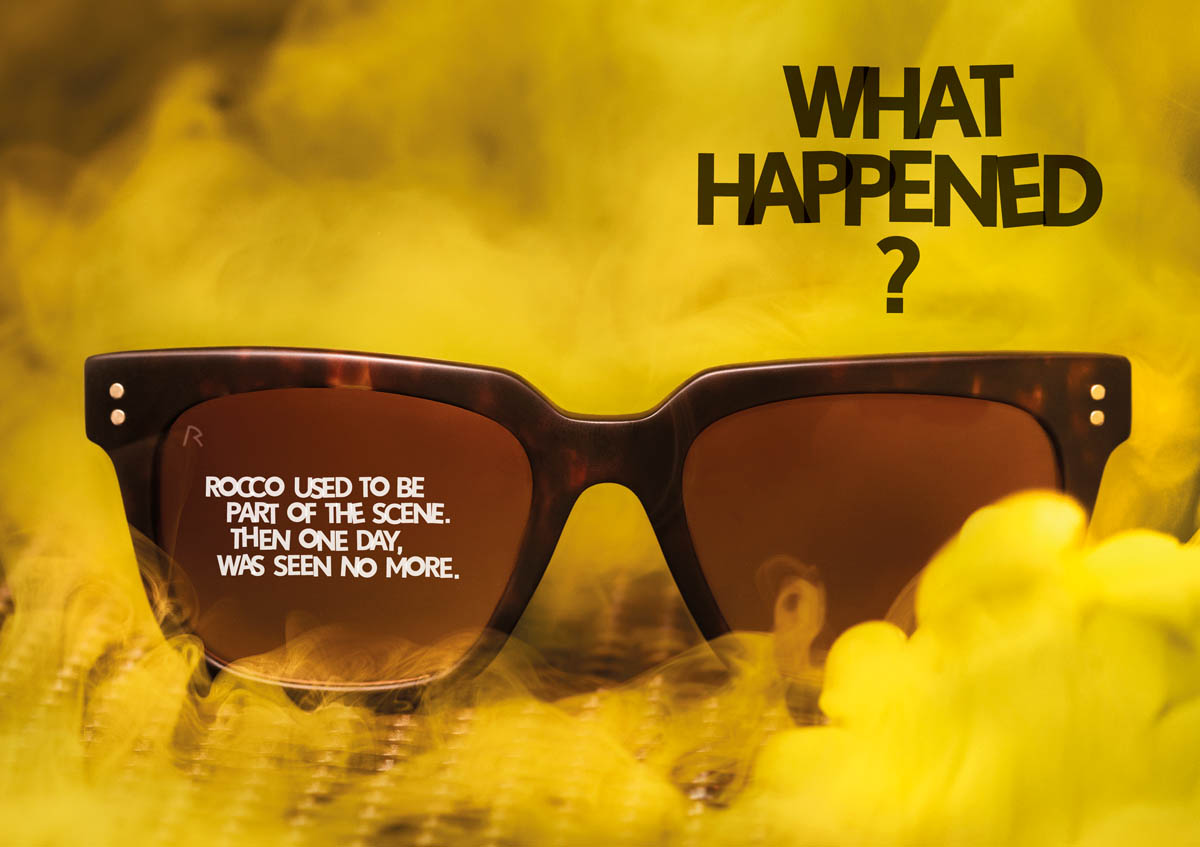 Eat Sleep And Design -Rocco By Rodenstock - lookbook lost n found